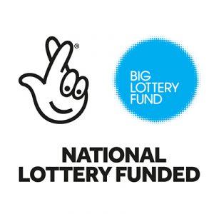 National Lottery Blue Logo
